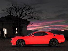 Ver foto 20 de Dodge Challenger SRT Supercharged Hellcat 2014
