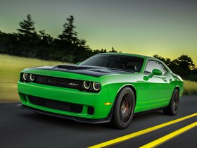 Ver foto 10 de Dodge Challenger SRT Supercharged Hellcat 2014