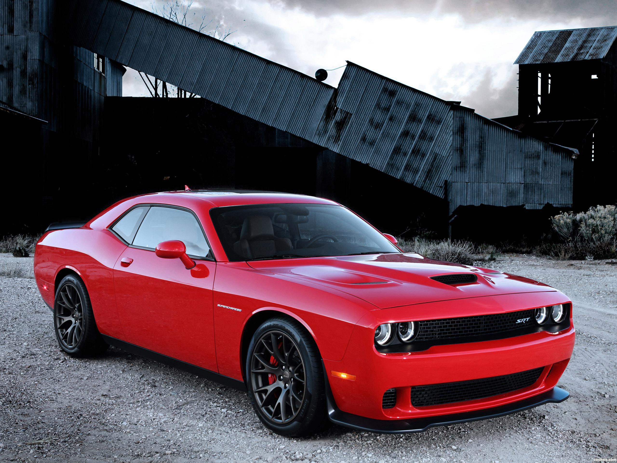 Foto 4 de Dodge Challenger SRT Supercharged 2014