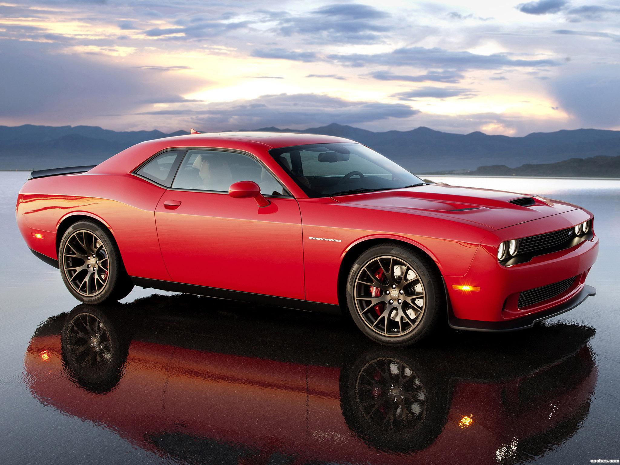 Foto 3 de Dodge Challenger SRT Supercharged 2014