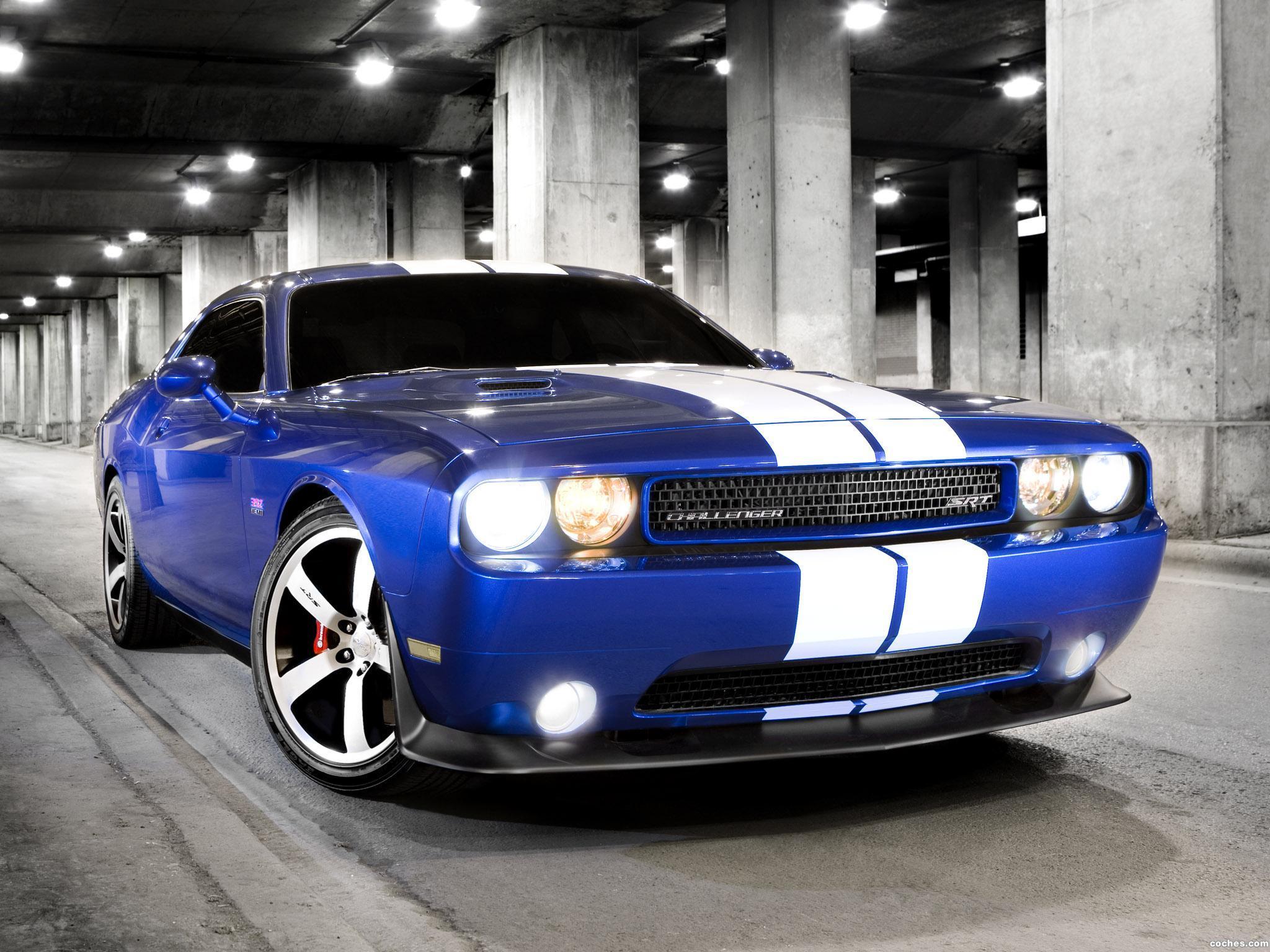 Foto 0 de Dodge Challenger SRT8 392 2010
