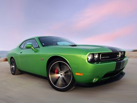 Fotos de Dodge Challenger SRT8 392 Green with Envy 2011