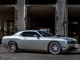 Ver foto 4 de Dodge Challenger SRT8 ADV.1 2012