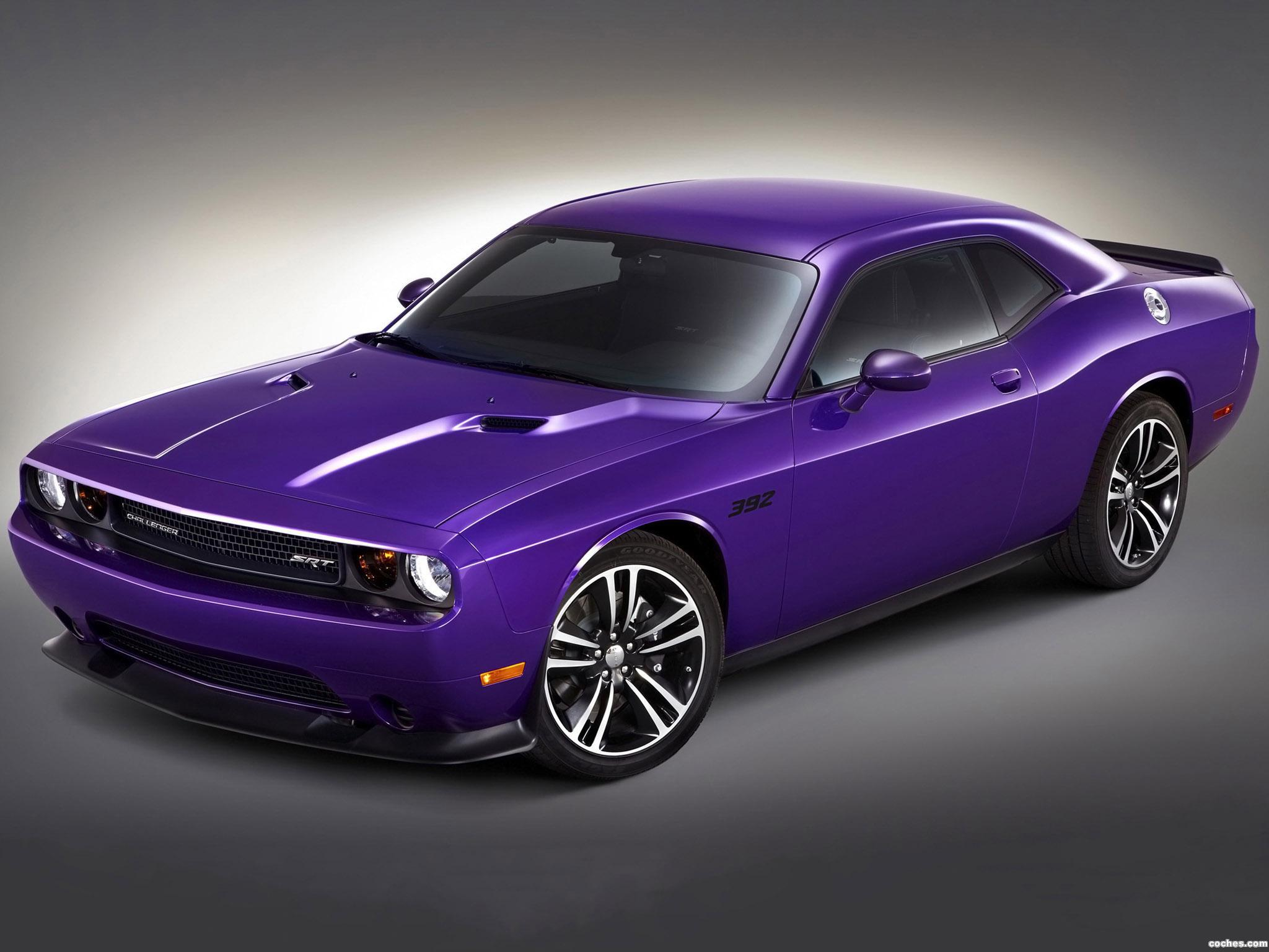 Foto 0 de Dodge Challenger SRT8 Core 2013