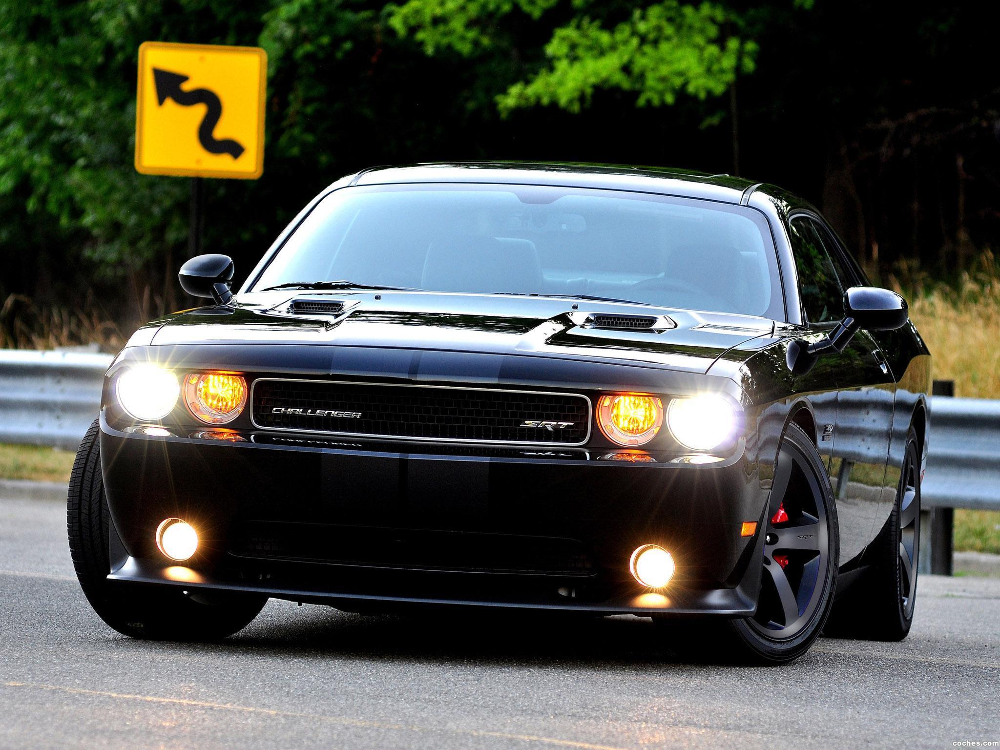 Foto 0 de Dodge Challenger SRT8 Sergio Marchionne 2013