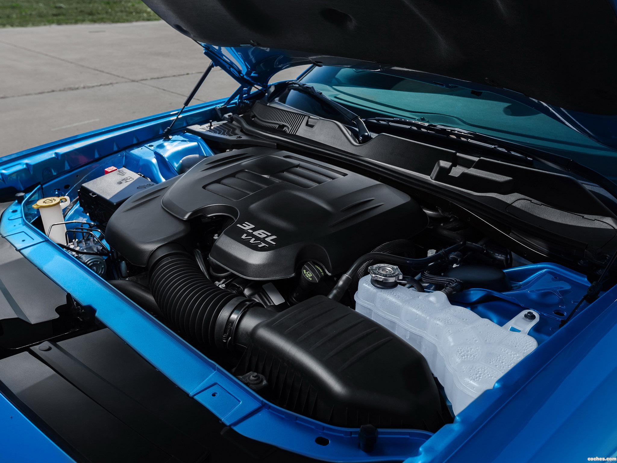 Foto 22 de Dodge Challenger SXT 2014