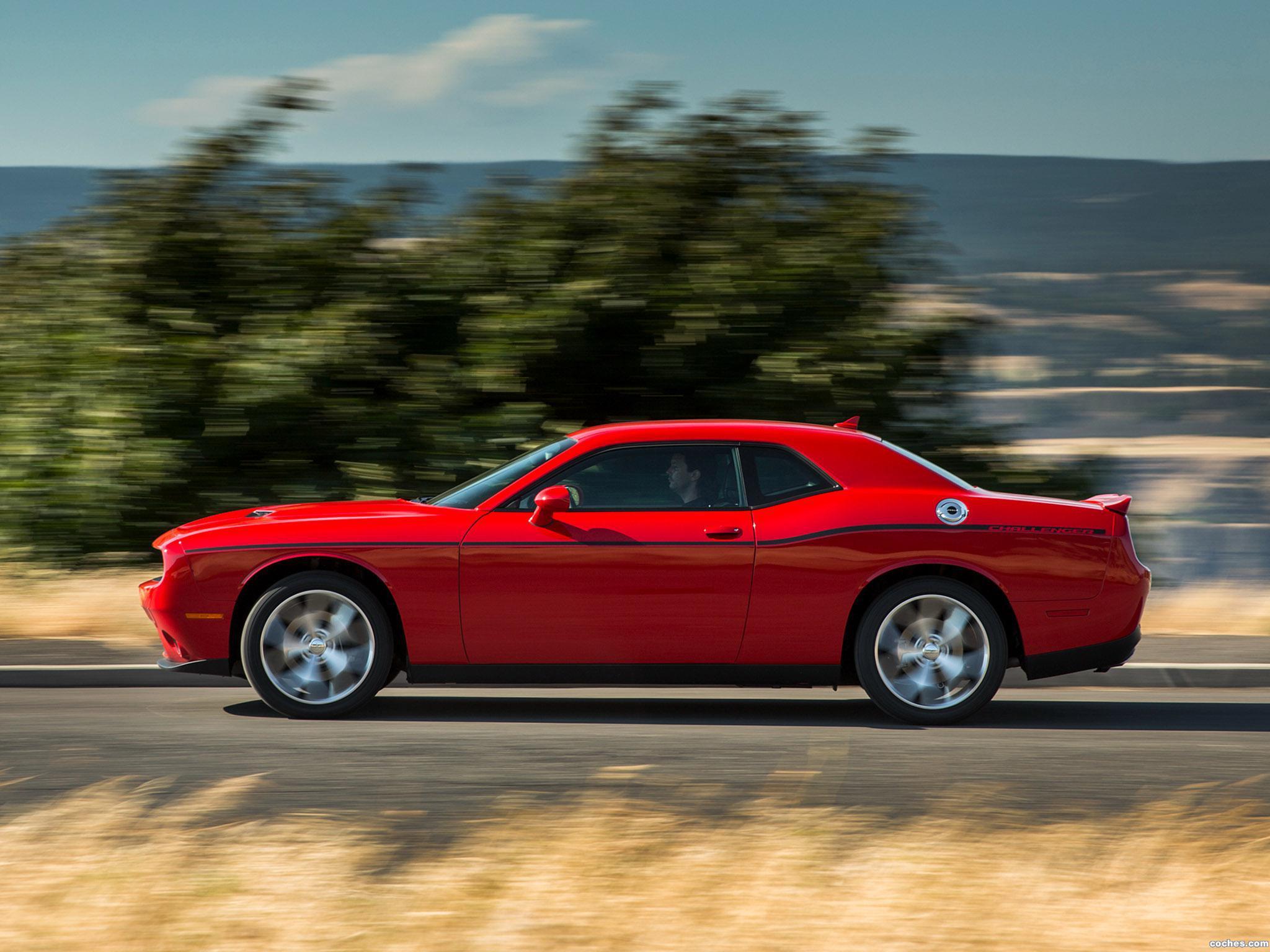 Foto 4 de Dodge Challenger SXT 2014