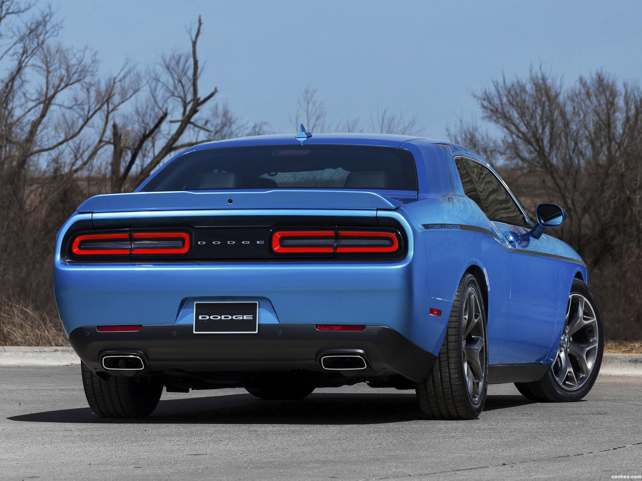 Foto 16 de Dodge Challenger SXT 2014