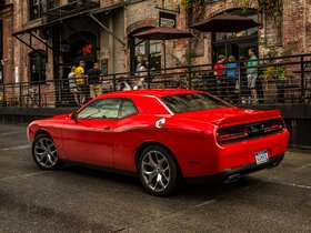 Ver foto 8 de Dodge Challenger SXT 2014