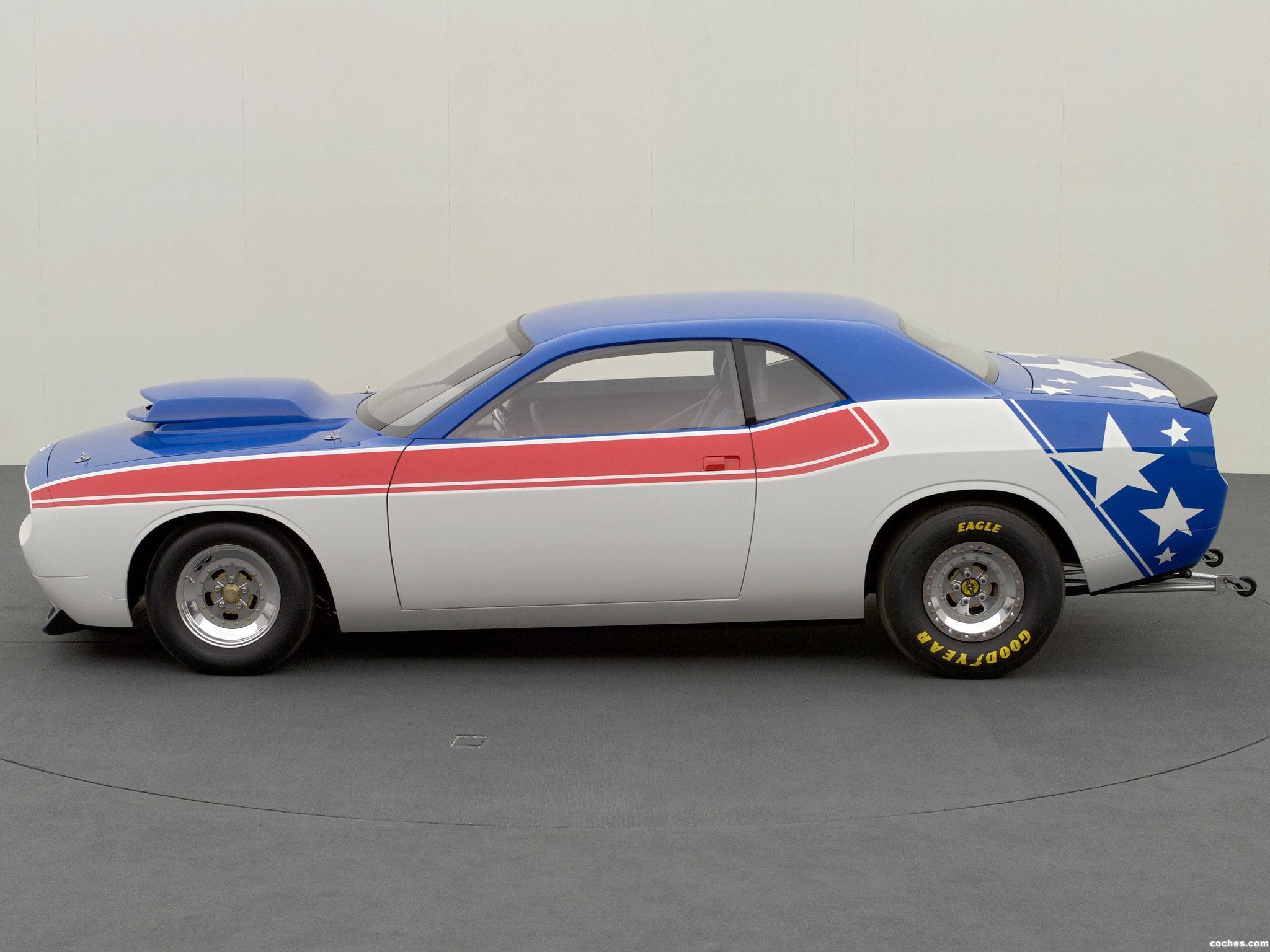 Foto 2 de Dodge Challenger Super Stock Concept 2006