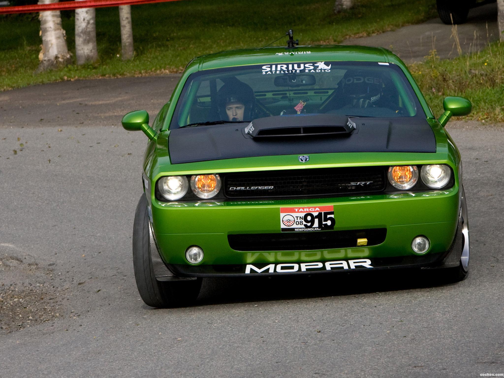 Foto 5 de Dodge Challenger Targa Mopar Concept 2008