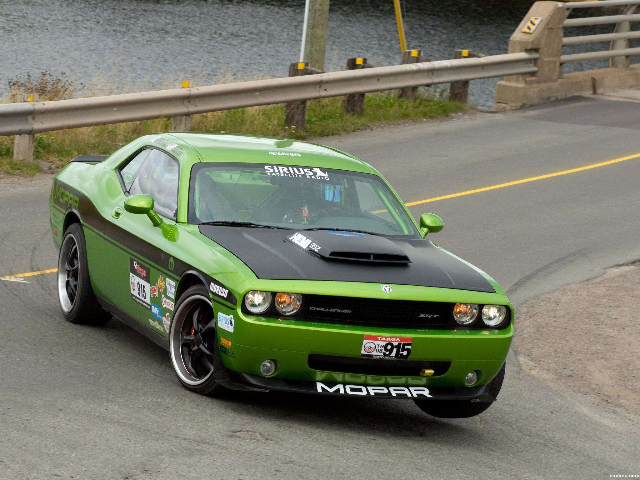 Foto 0 de Dodge Challenger Targa Mopar Concept 2008