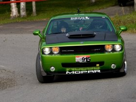 Ver foto 2 de Dodge Challenger Targa Mopar Concept 2008