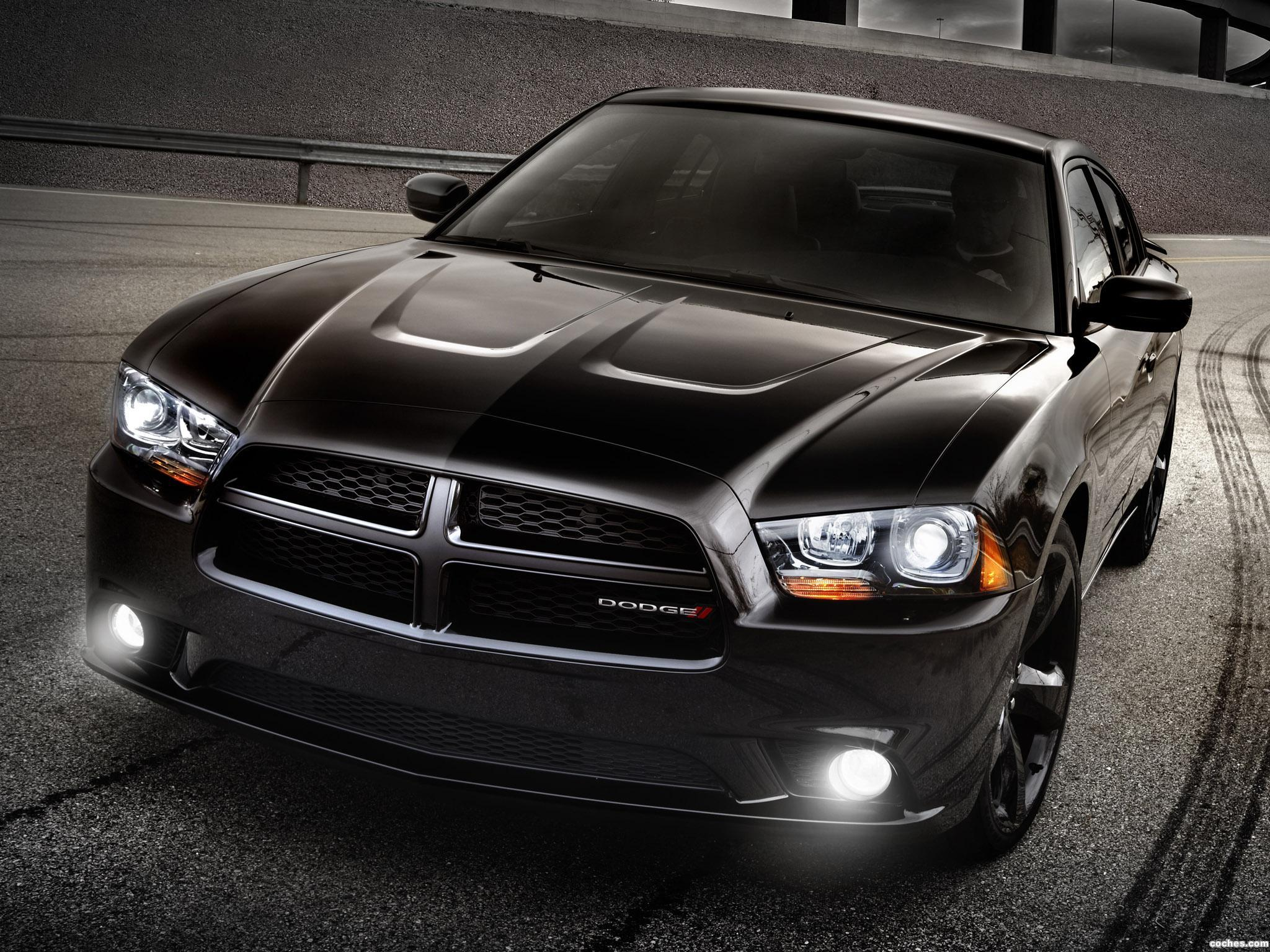 Foto 0 de Dodge Charger Blacktop 2012
