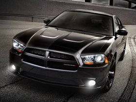 Ver foto 1 de Dodge Charger Blacktop 2012