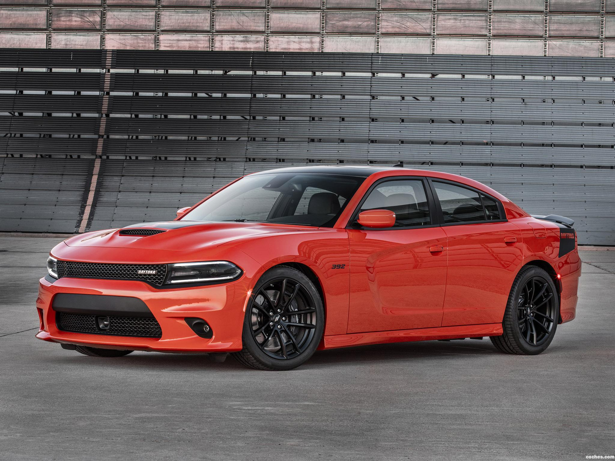 Foto 5 de Dodge Charger Daytona 392 2016