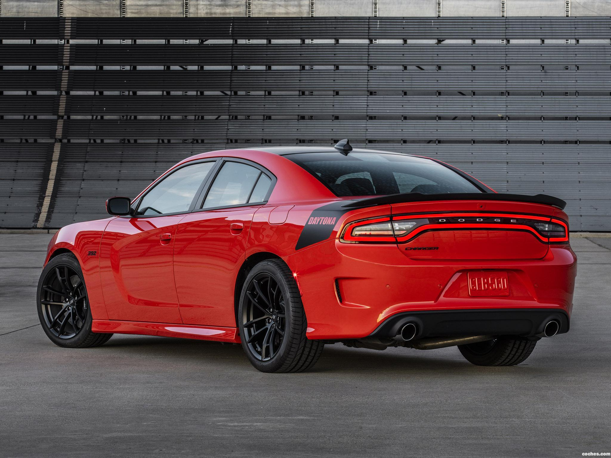 Foto 4 de Dodge Charger Daytona 392 2016