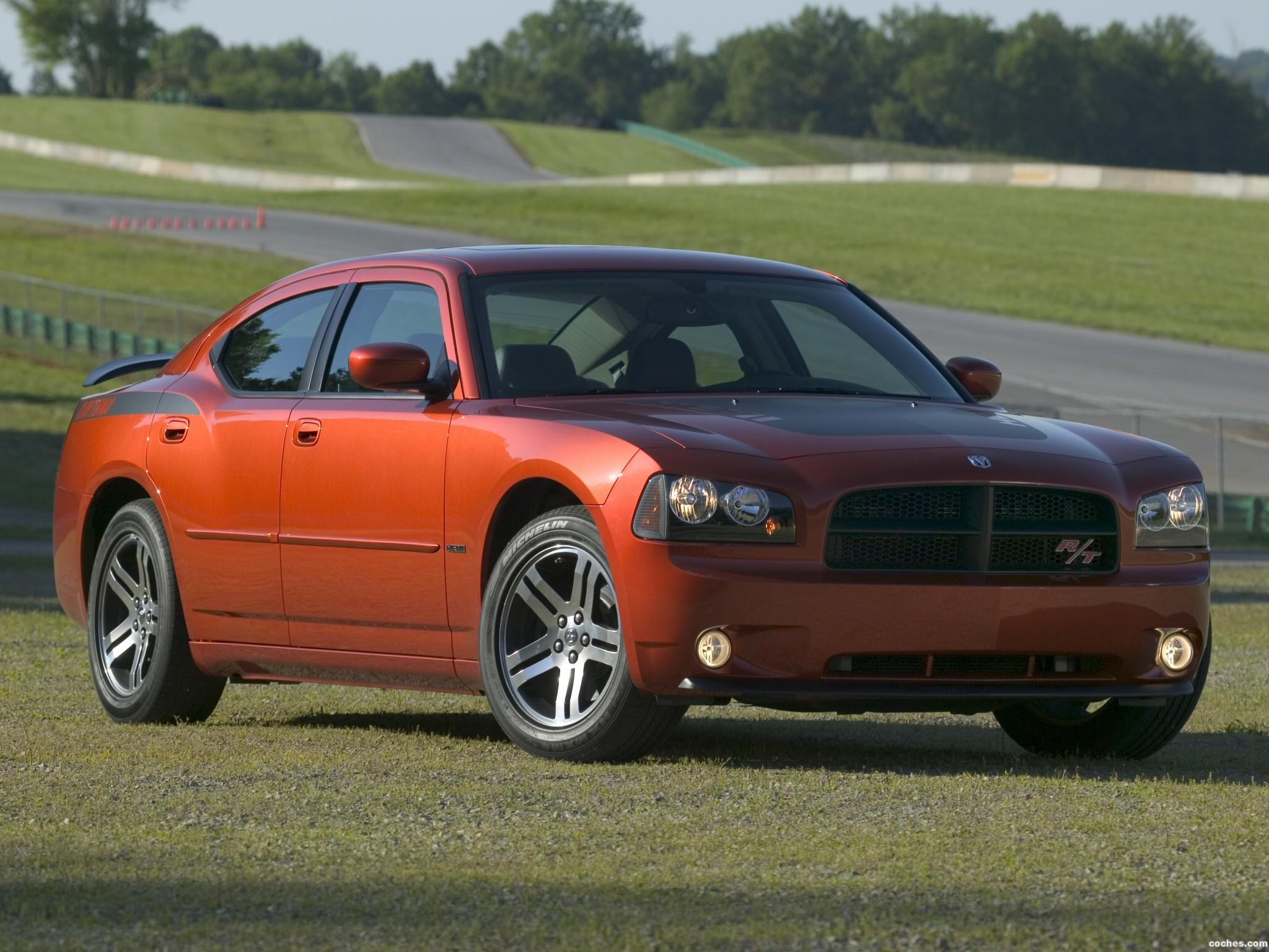 Foto 0 de Dodge Charger Daytona R-T 2006