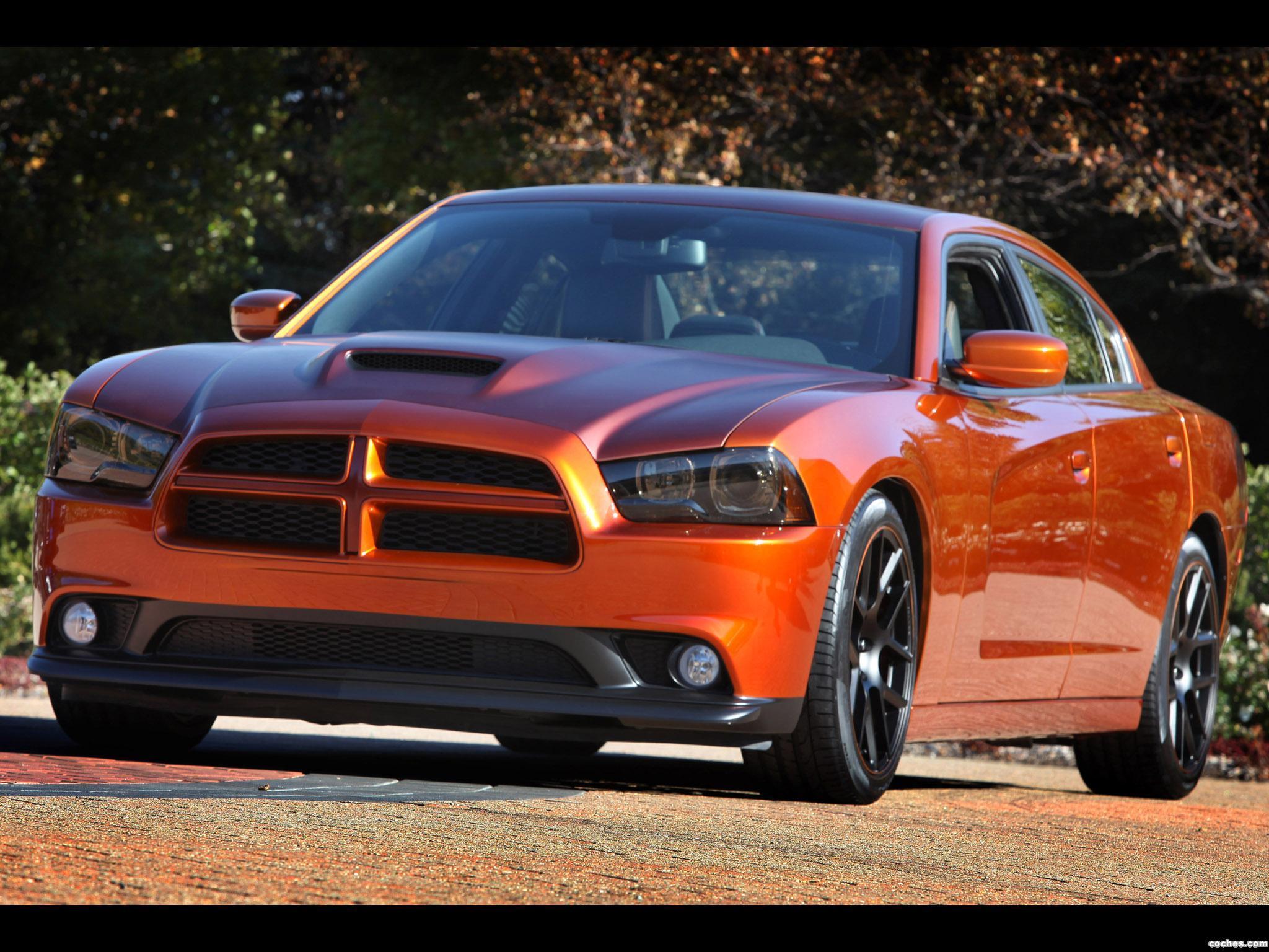 Foto 0 de Dodge Charger Juiced Mopar 2012