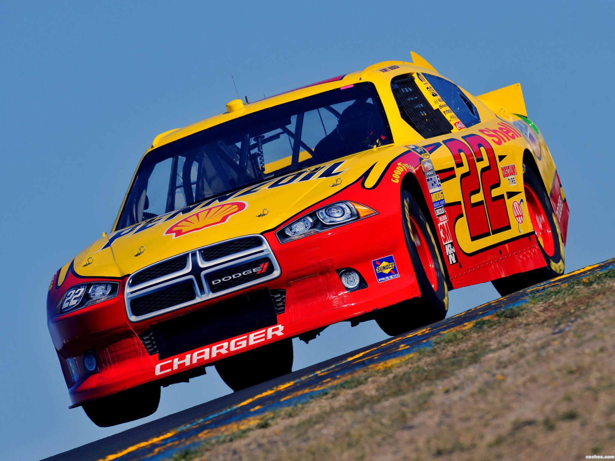 Foto 0 de Dodge Charger NASCAR Sprint Cup Series Race Car 2011