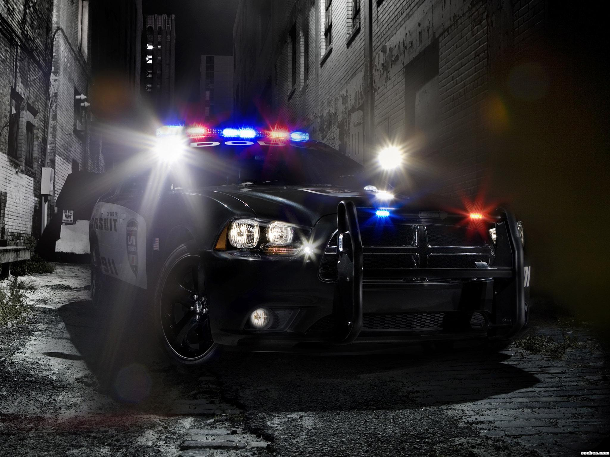 Foto 4 de Dodge Charger Pursuit Police 2010