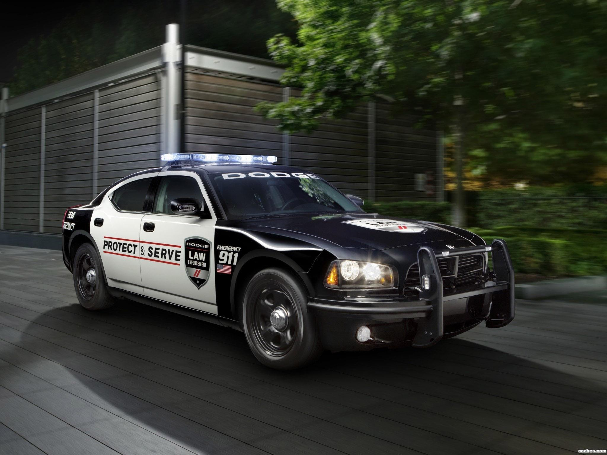 Foto 0 de Dodge Charger Pursuit Police 2010
