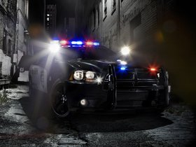 Ver foto 5 de Dodge Charger Pursuit Police 2010