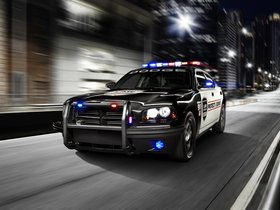 Ver foto 4 de Dodge Charger Pursuit Police 2010