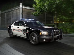 Ver foto 1 de Dodge Charger Pursuit Police 2010