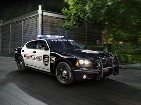 Fotos de Dodge Charger Pursuit Police 2010