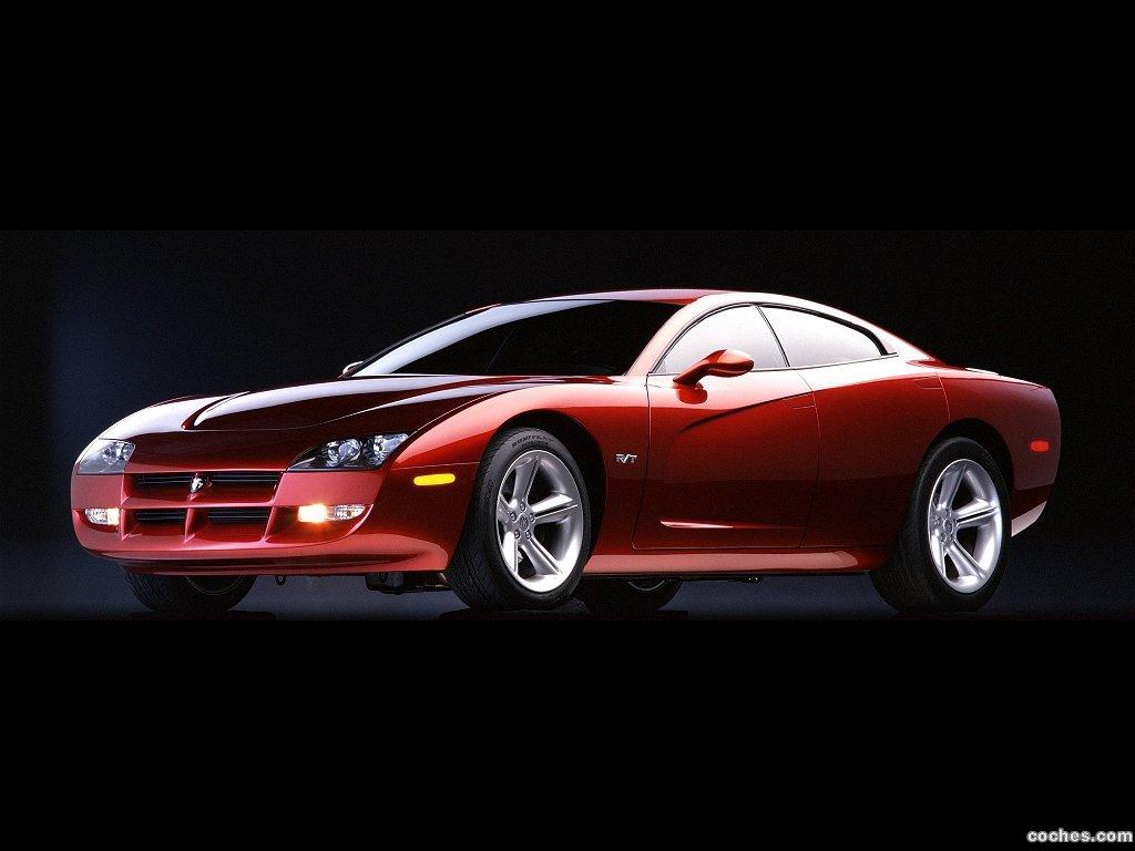 Foto 0 de Dodge Charger R-T Concept 1999