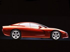 Ver foto 3 de Dodge Charger R-T Concept 1999