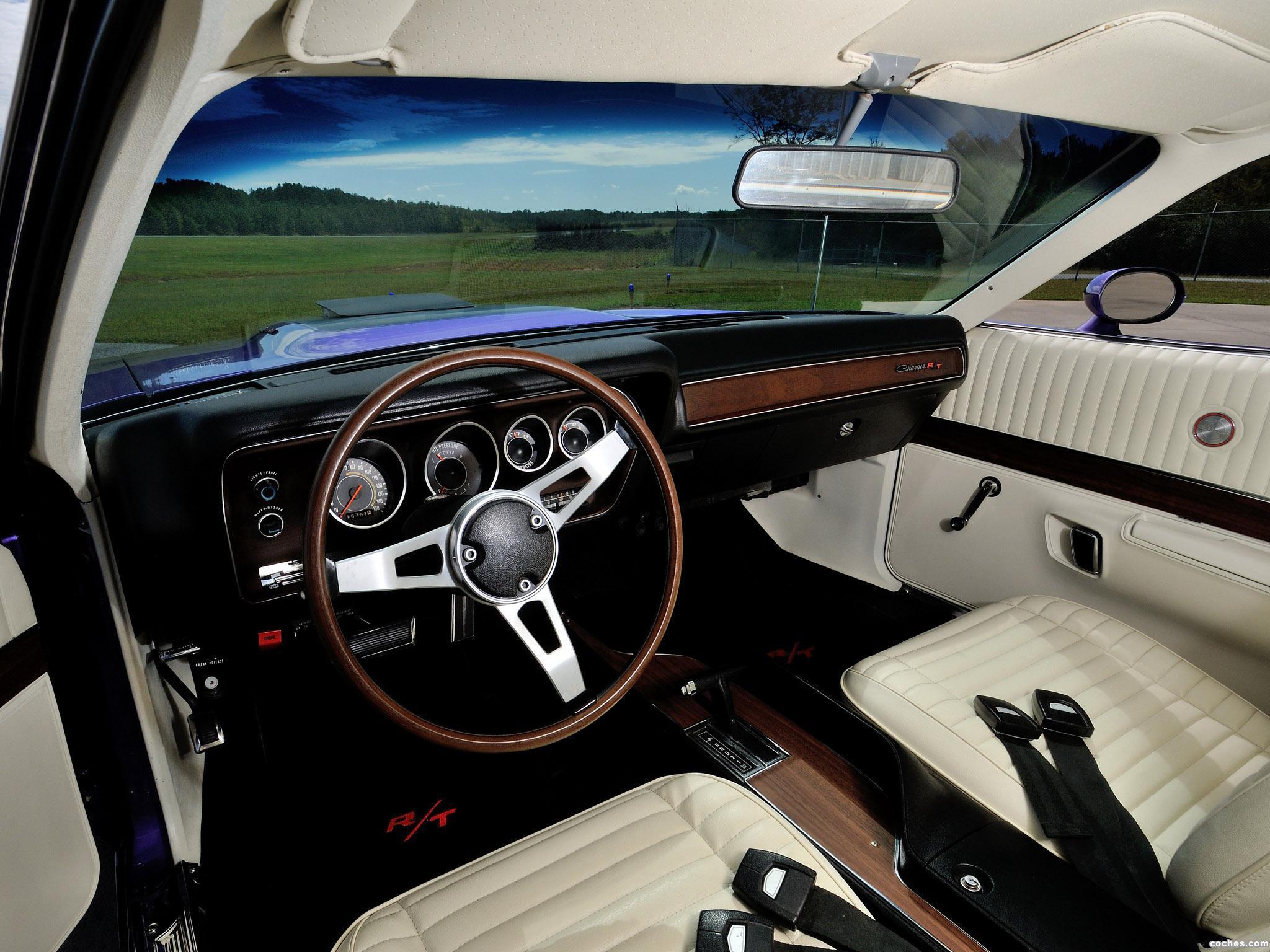 Foto 27 de Dodge Charger RT Hemi Ramcharger 1971