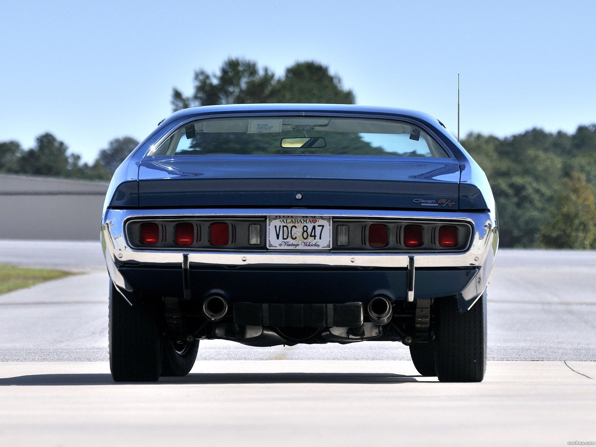 Foto 16 de Dodge Charger RT Hemi Ramcharger 1971