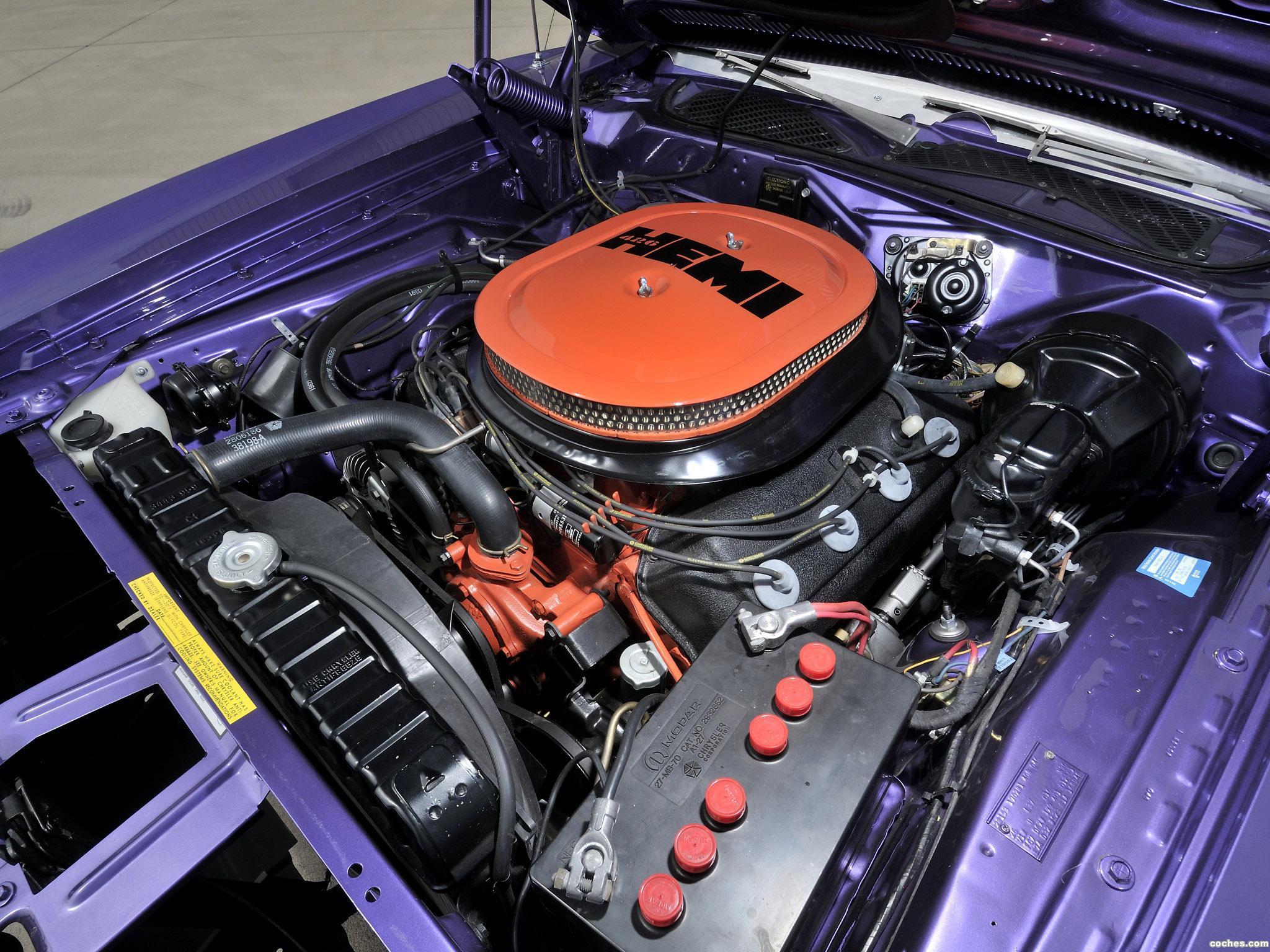 Foto 23 de Dodge Charger RT Hemi Ramcharger 1971