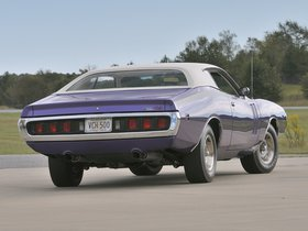 Ver foto 3 de Dodge Charger RT Hemi Ramcharger 1971