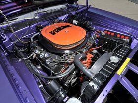 Ver foto 25 de Dodge Charger RT Hemi Ramcharger 1971