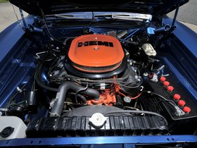 Ver foto 23 de Dodge Charger RT Hemi Ramcharger 1971