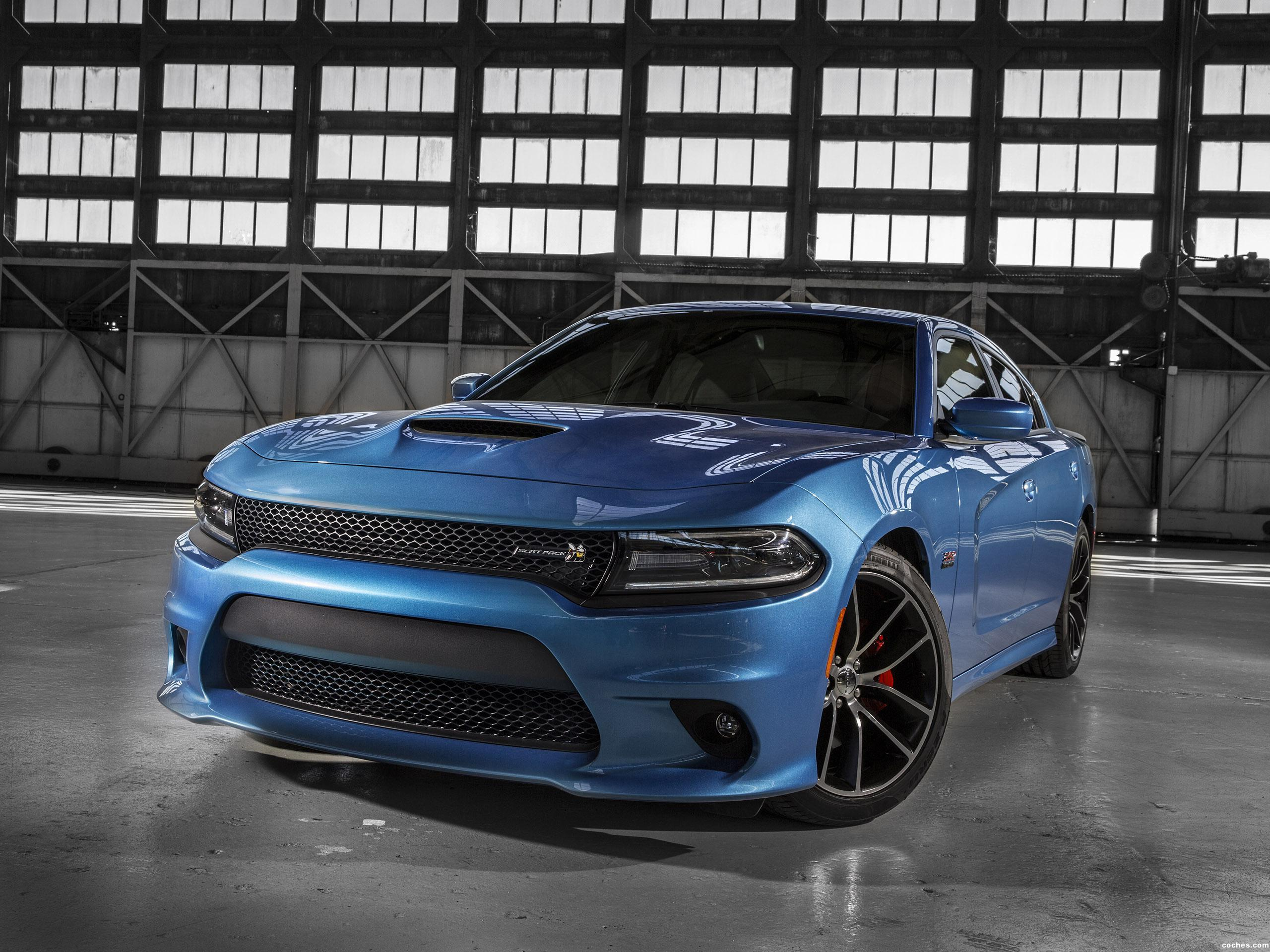 Foto 0 de Dodge Charger RT Scat Pack 2015