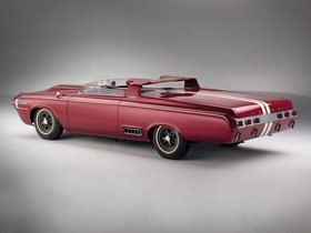 Ver foto 6 de Dodge Charger Roadster Concept Car 1964
