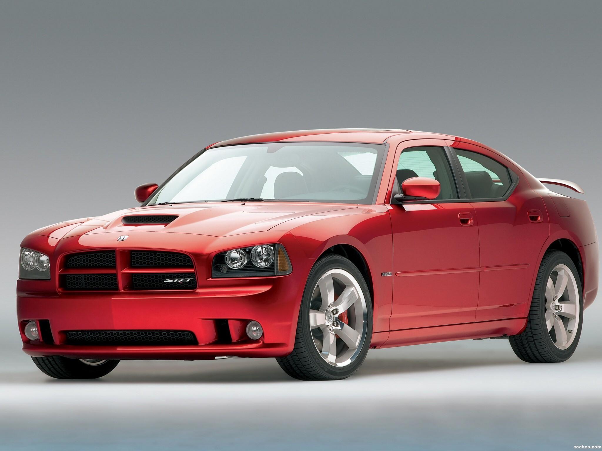 Foto 0 de Dodge Charger SRT-8 2006