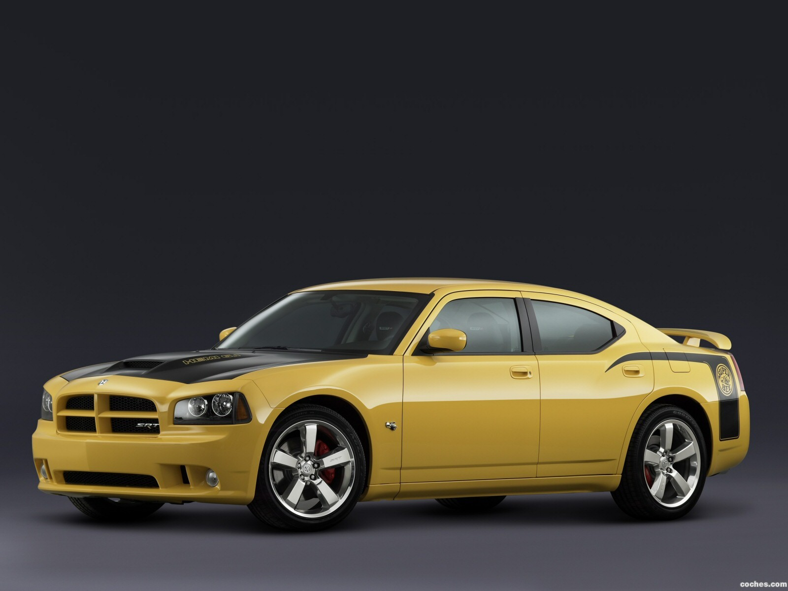 Foto 0 de Dodge Charger SRT-8 Super Bee 2007