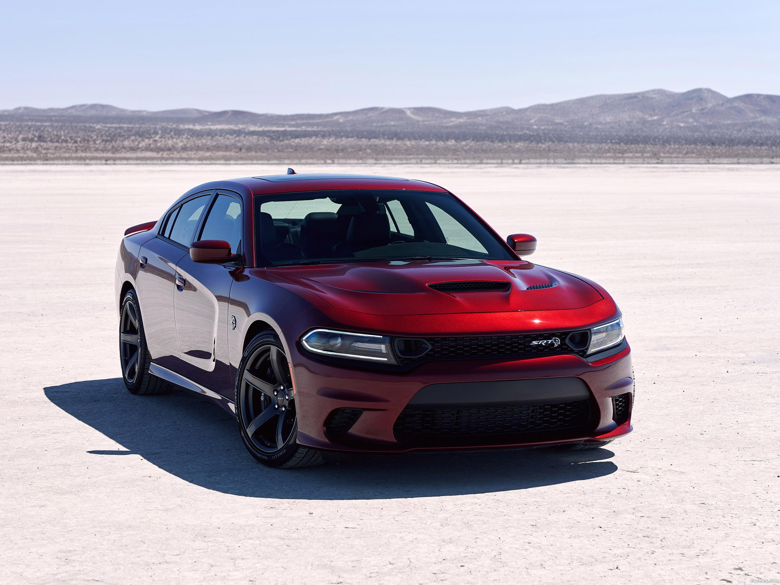 Foto 0 de Dodge Charger SRT Hellcat  2018
