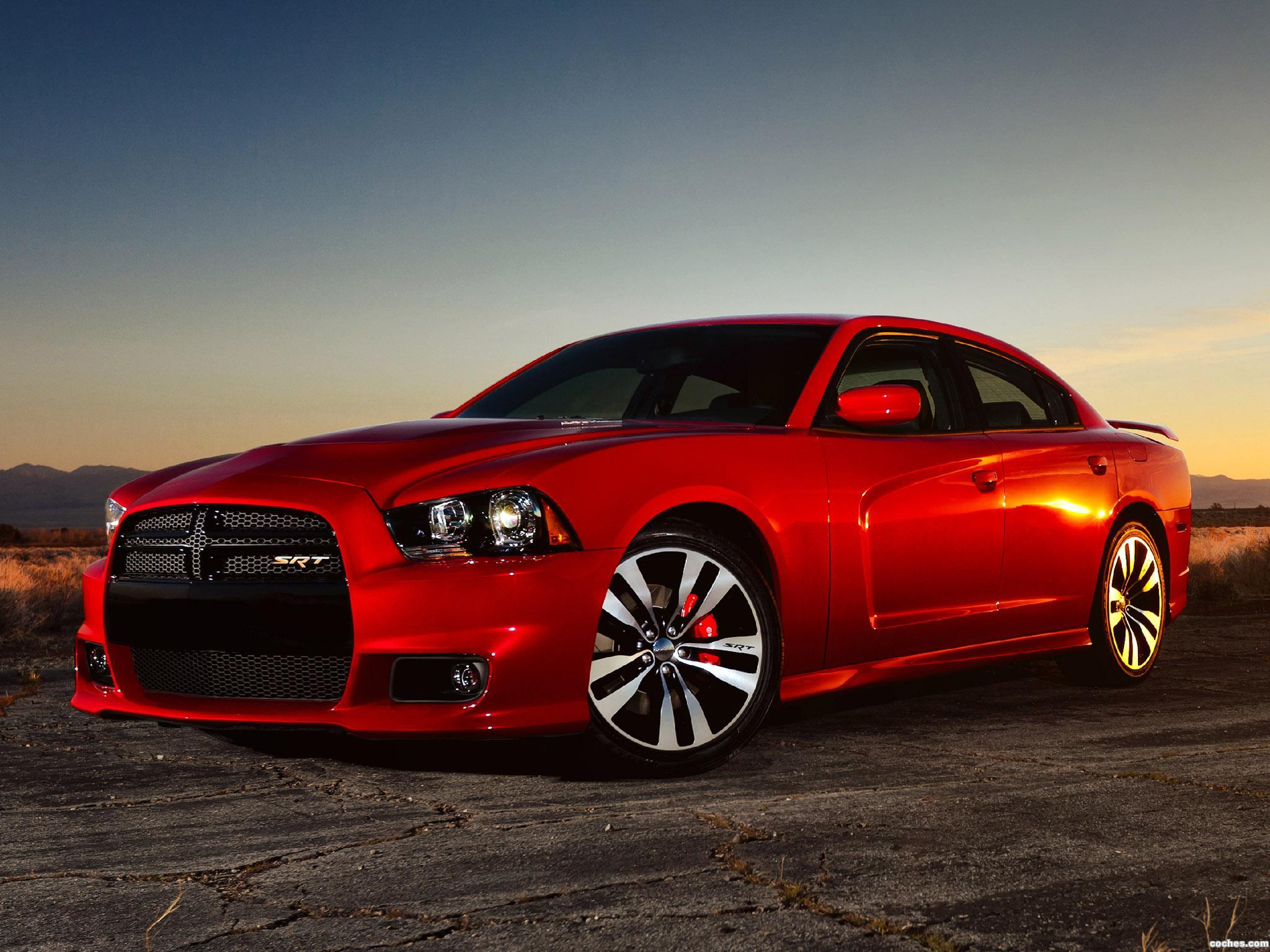 Foto 0 de Dodge Charger SRT8 2011