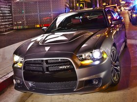 Ver foto 16 de Dodge Charger SRT8 2011