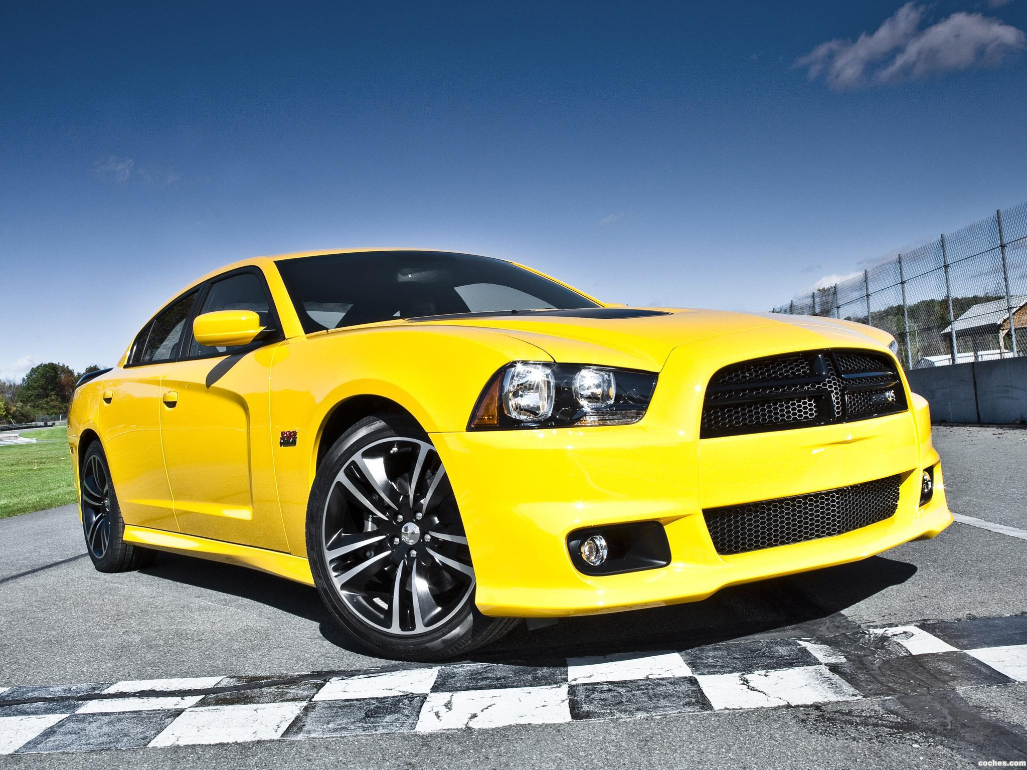 Foto 0 de Dodge Charger SRT8 Super Bee 2012