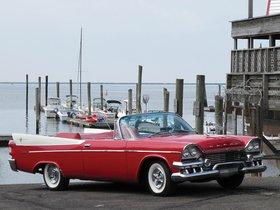 Ver foto 4 de Dodge Coronet Super D-500 Convertible 1958