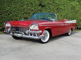 Ver foto 1 de Dodge Coronet Super D-500 Convertible 1958