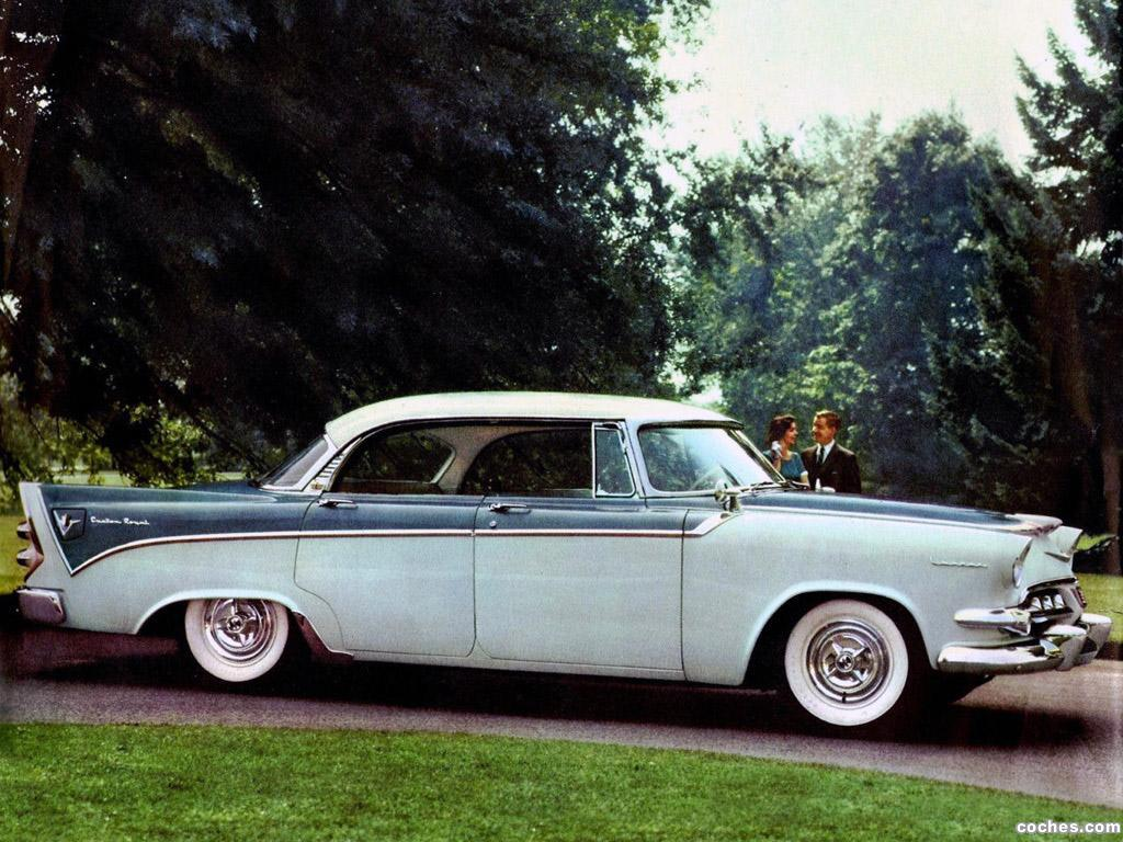 Foto 0 de Dodge Custom Royal Lancer 4 door Hardtop 1956