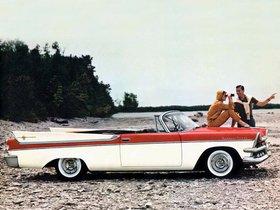 Ver foto 3 de Dodge Custom Royal Lancer Convertible 1957